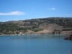 La reserva de agua, al 41,5 % de su capacidad, sube por séptima semana consecutiva