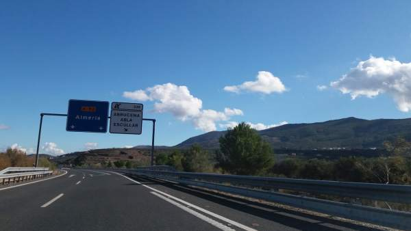 A92, en Almería
