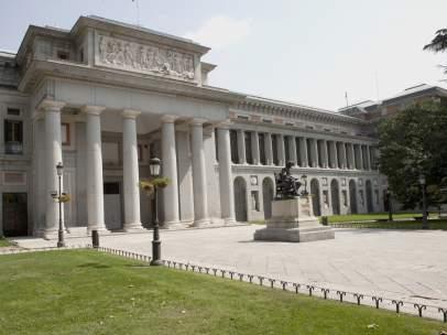 Fachada del Museo Nacional del Prado