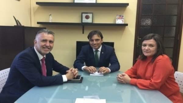 Consell de Mallorca y Cabildo de Gran Canaria