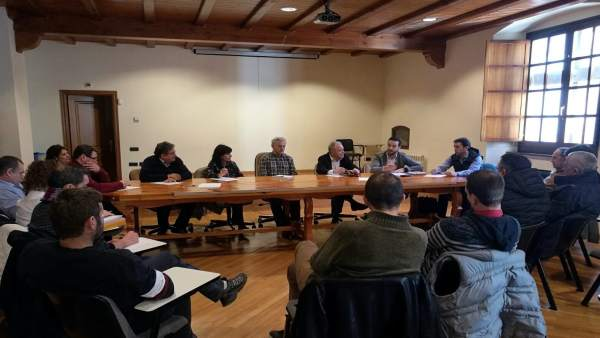 La reunión se ha celebrado este lunes en Bielsa (Huesca)