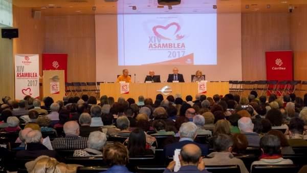 Asamblea de Cáritas Diocesanas de Zaragoza