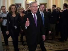 El Senado de EE UU aprueba los fondos para poner fin al cierre administrativo