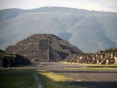 """México revela que Teotihuacan significa """"Ciudad del Sol"""""""