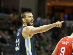 Marc Gasol reivindica su condición de líder y Mirotic no impide la derrota de los Bulls