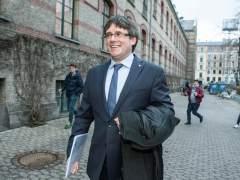 Puigdemont se reúne este martes con diputados daneses
