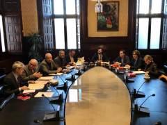 JxCat retira la petición de voto delegado de Puigdemont en el pleno de investidura