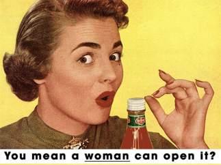 ¿Puede abrirlo una mujer?