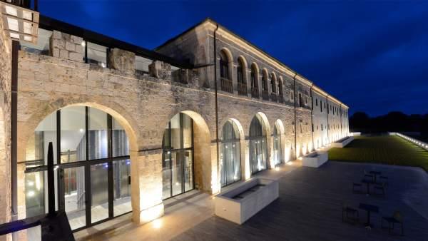 Fwd: Castilla Termal Monasterio De Valbuena, Reconocimiento Honorífico Premios R