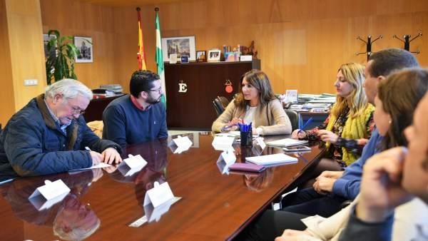 La delegada de Economía en Cádiz, Gema Pérez