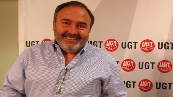 Carlos Pedrosa, UGT