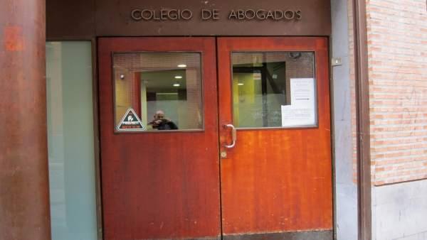Sede del Colegio de Abogados de Valladolid.