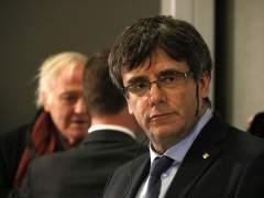 """Puigdemont: """"La restauración democrática es que yo pueda ser presidente"""""""