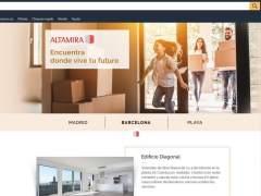 Amazon irrumpe en el mercado inmobiliario de la mano de Altamira