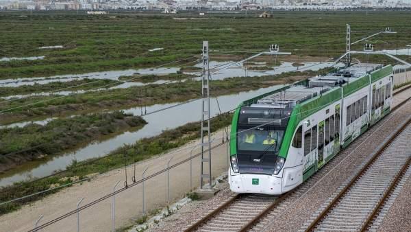 Nota De Prensa De La Consejería De Fomento Y Vivienda (Tranvía)