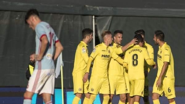 Villarreal - Celta