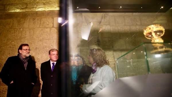 Rajoy visita San Isidoro de León