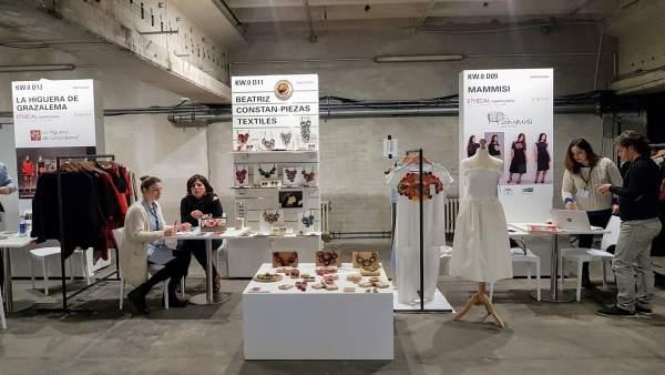 Foto Y Nota De Prensa: Empresas De Cadiz Del Sector Moda Muestran Su Creatividad
