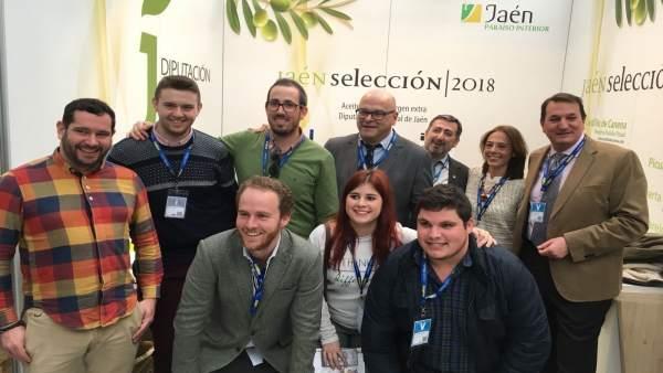 Presencia jiennense en Madrid Fusión
