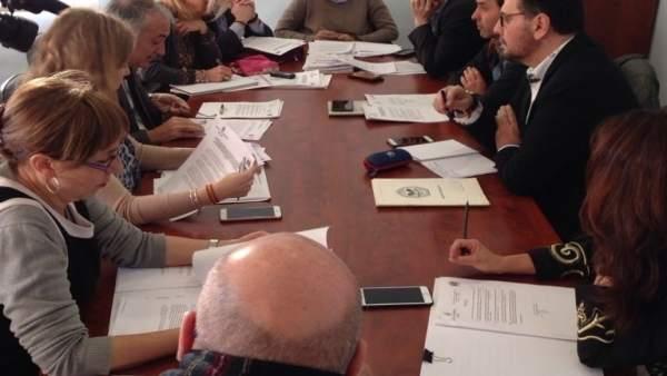 Comisión de Hacienda y Recursos Humanos