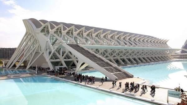 Museo Ciudad de las Artes y las Ciencias de Valencia