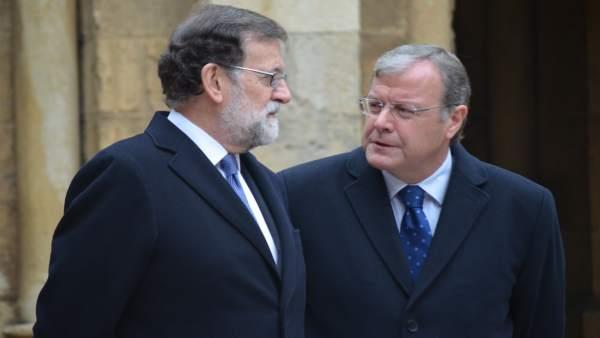 Mariano Rajoy Enmienda En León Su Error Sobre La 'Cuna Del Parlamentarismo'
