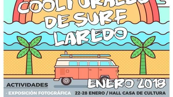Jornadas 'Cooltura Surf Laredo'