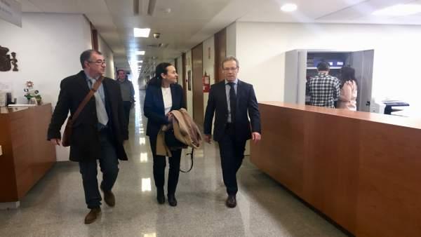 El Tsj Activa Un Plan De Choque En Los Juzgados De Lo Penal De Castellón Para Da