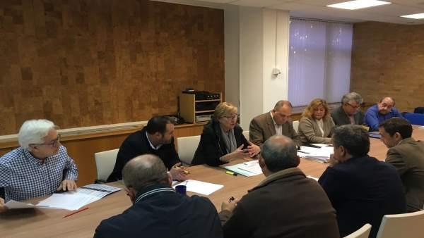 Consejo Local de Gobierno del Ayuntamiento de Murcia
