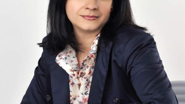 Olga Louzao, concejala de Ciudadanos en Lugo