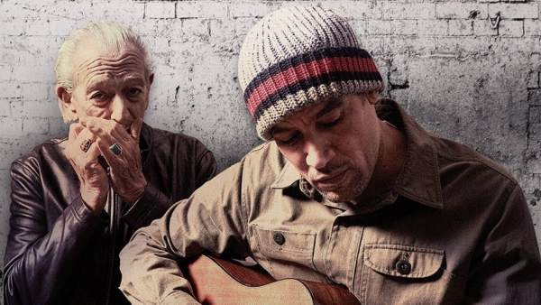 Ben Harper y Charlie Musselwhite, en concierto en Barcelona y Madrid