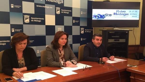 Presentación de Retro Auto&Moto Málaga 2018