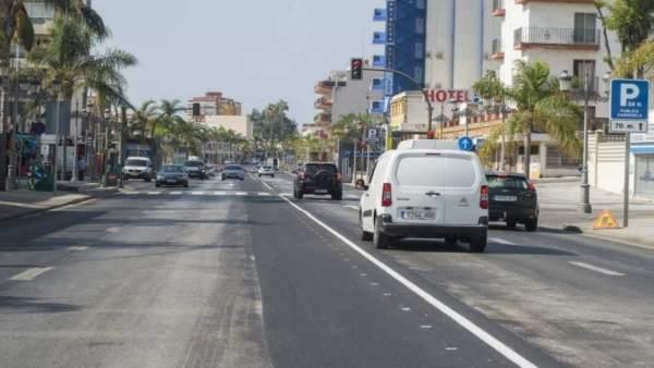 Avenida Carlota Alessandri De Torremolinos