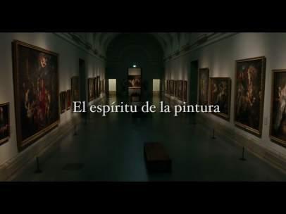 Fotograma del documental 'El espíritu de la pintura', dirigido por Isabel Coixet