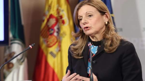 Marina Álvarez, este martes