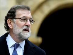 """Rajoy: """"Mi idea es intentar repetir como candidato"""""""