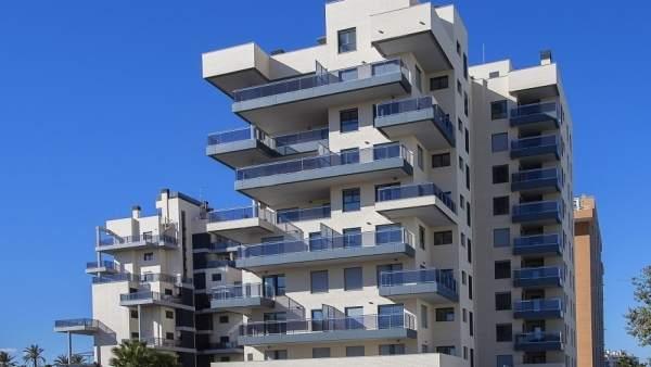El preu de la vivenda nova a la Comunitat Valenciana creix un 2,7% en 2017, per sota de la mitjana nacional