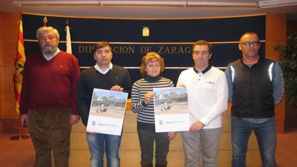 El circuito solidario 'Yo con Iván' se celebrará este domingo en Belchite