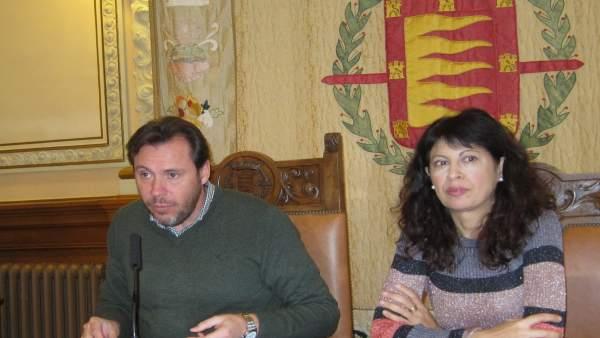 Óscar Puente Y Ana Redondo Presentan Los Datos De Turismo En Valladolid