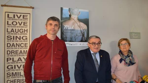 Antoni Gorgues, Àngel Ros y Montse Parra