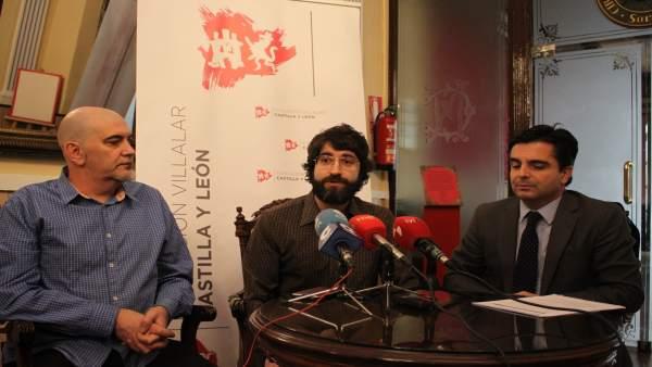 César Millán, Tagore González y Juan Zapatero