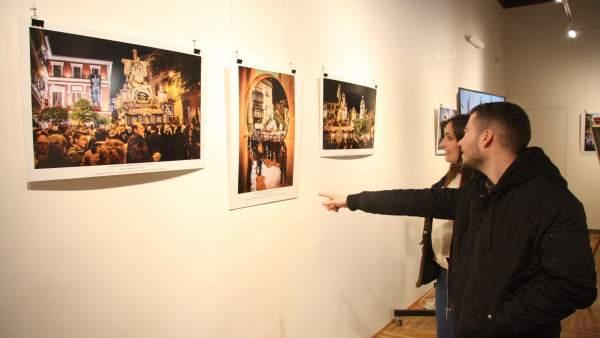 Exposición sobre la Semana Santa de Loja