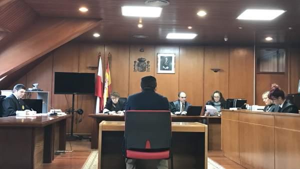 Juicio contra acusado de abusar sexualmente de su sobrina menor