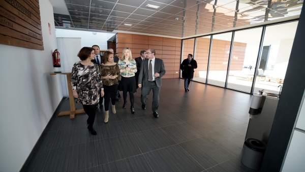 Inauguración del Centro de Bioeconomía