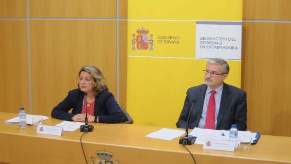 Subdelegada del Gobierno en Badajoz