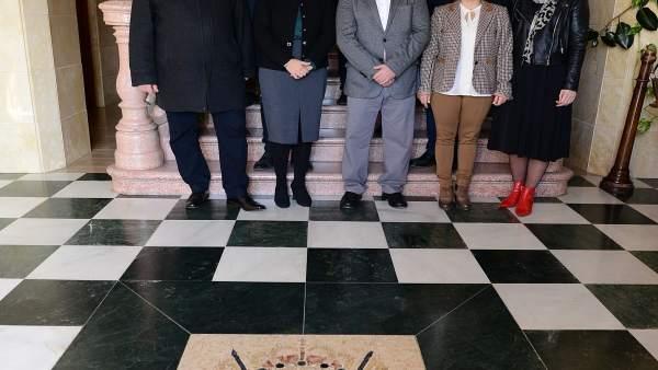 Delegados de la Junta