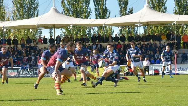 Rugby. Previa De Las Semifinales De La Copa Del Rey