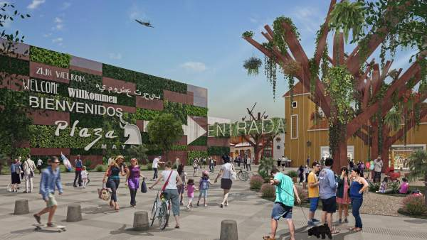 Remodelación Plaza Mayor obras nuevo proyecto