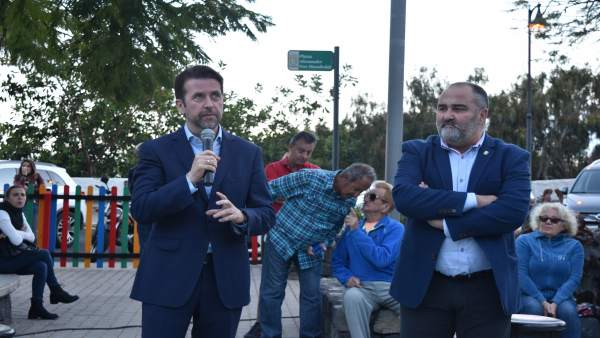Nota De Prensa Y Fotografías: El Rosario Obras