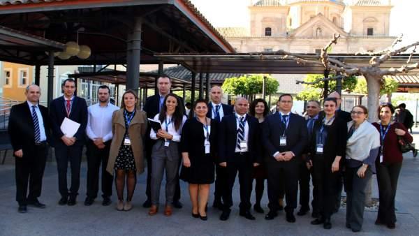Primera reunión del proyecto europeo ESLP